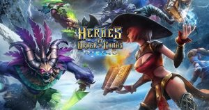 Heroes of order chaos