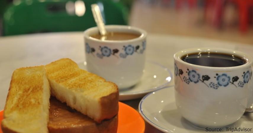 rekomendasi kuliner pekanbaru - Kedai Kimteng