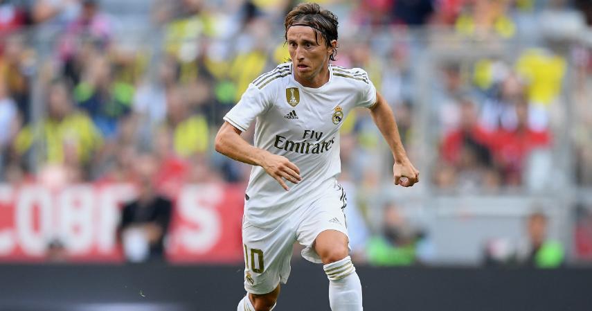 Pemain Bola Terbaik Liga Eropa - Luka Modric
