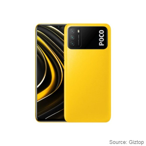 Handphone Dibawah 2 Juta - Poco M3