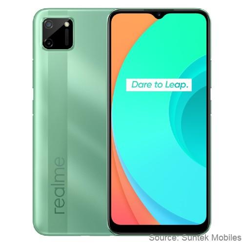 Handphone Dibawah 2 Juta - Realme C11