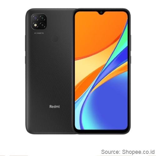 Handphone Dibawah 2 Juta - Redmi 9C