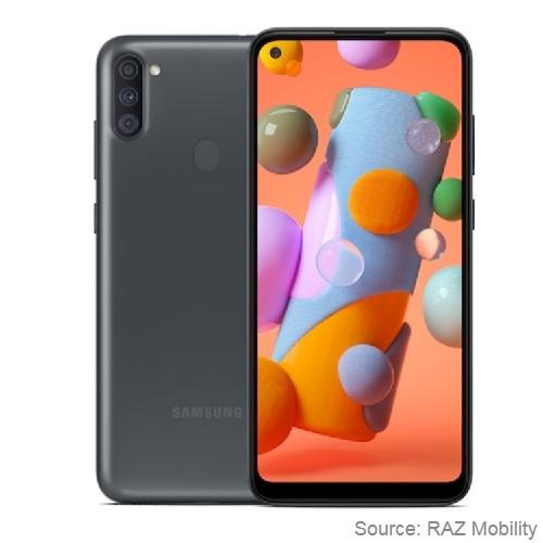 Handphone Dibawah 2 Juta - Samsung A11