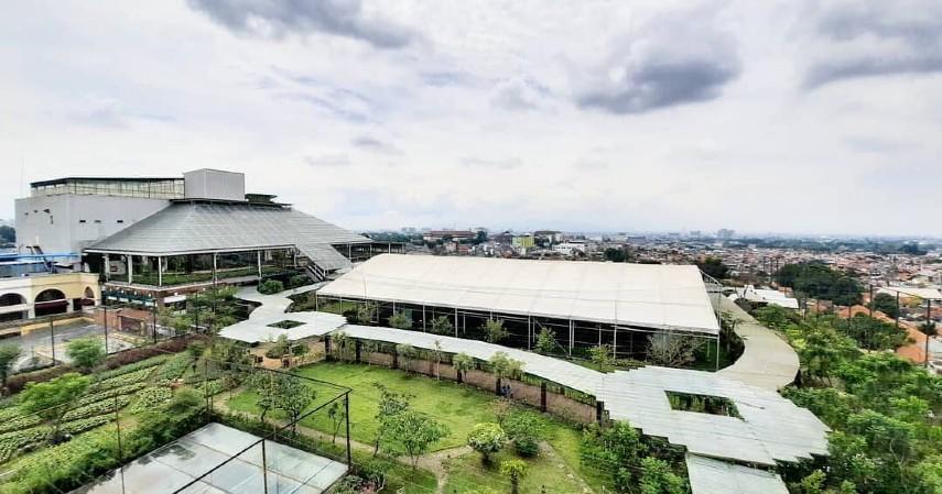 Tempat Wisata Instagramable Di Bandung - Paris Van Java