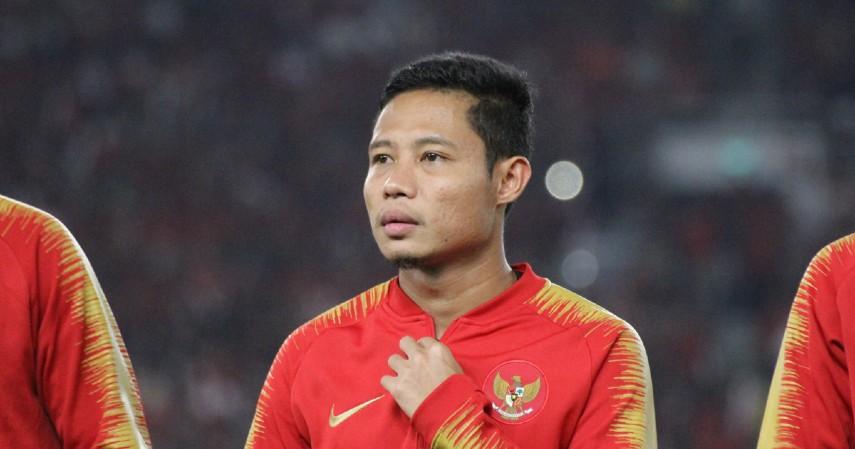pemain bola terbaik di Indonesia - Evan Dimas