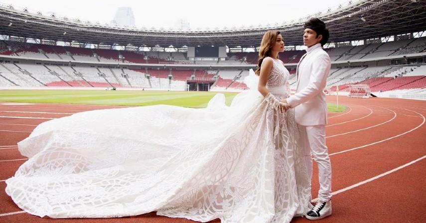 Ini Kata Krisdayanti Jelang Pernikahan Aurel - Tidak tahu banyak soal pernikahan atta dan aurel