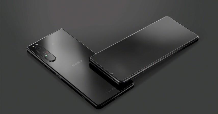 HP dengan kamera bagus - Sony Xperia 1 II