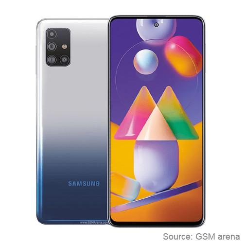 HP terbaru buat gaming - Samsung Galaxy M31