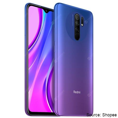 Handphone terbaru 2021 harga 2 jutaan - Redmi 9