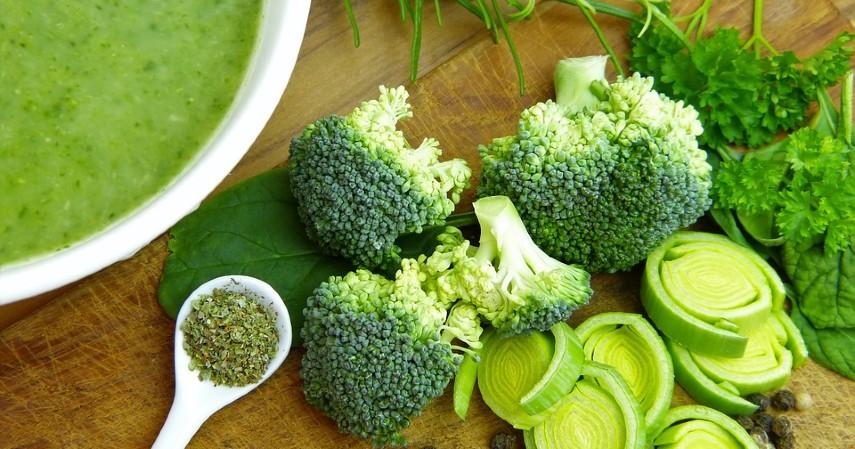 Makanan Sehat Untuk Menjaga Daya Tahan Tubuh - Brokoli
