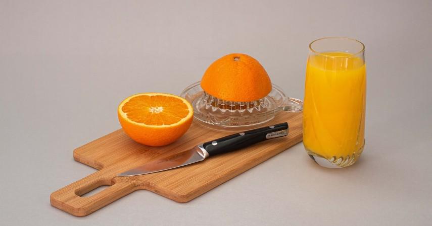 Minuman yang Sehat Untuk Ibu Hamil - Jus Jeruk