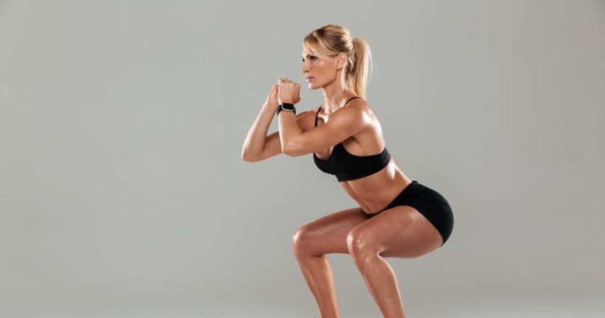 olahraga yang bisa memperlancar BAB - Jump Squat