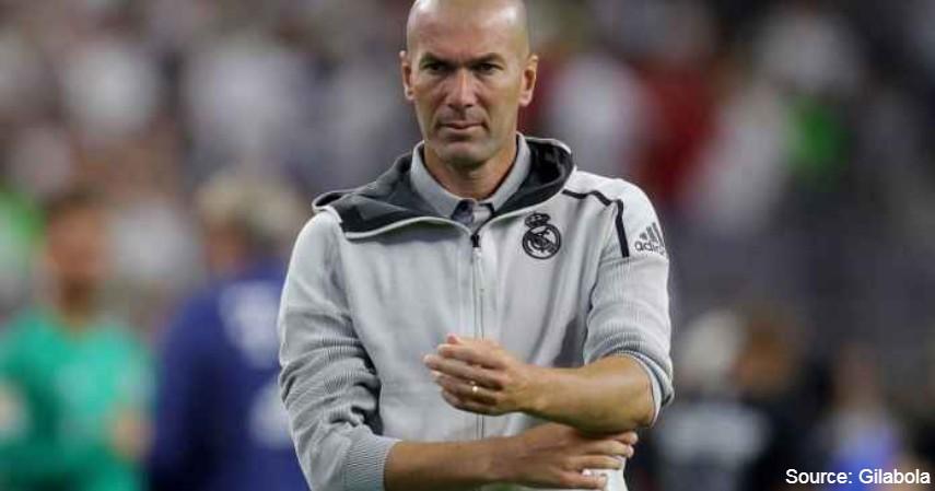 Deretan Pemain sepakbola terbaik sepanjang masa - Zinadine Zidane