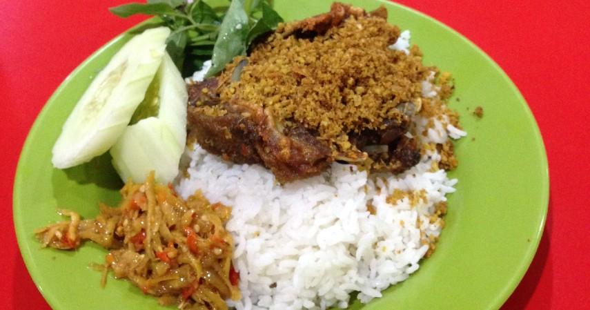 Rekomendasi Kuliner Surabaya - Bebek Goreng Sinjay