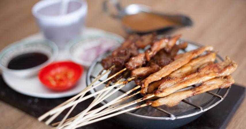 Rekomendasi Kuliner Surabaya - Sate Ayam Lisidu