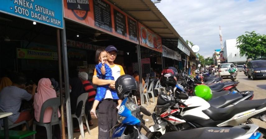 Rekomendasi kuliner di Batam - Tiban Center