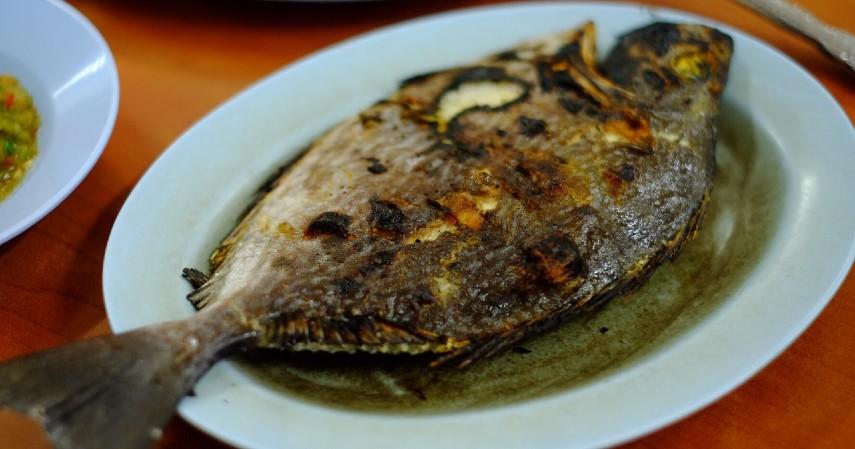 Rekomendasi kuliner di Batam - Ikan Bakar Pak Ndut