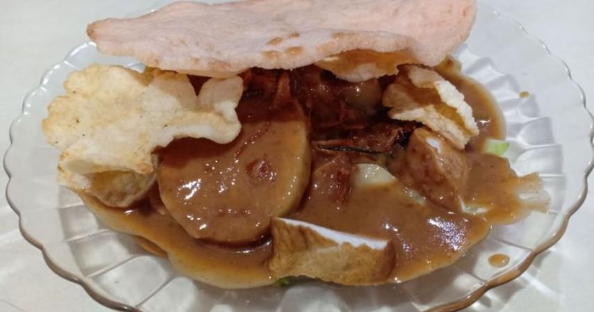 Rekomendasi Kuliner Jakarta - Gado-gado bon bin