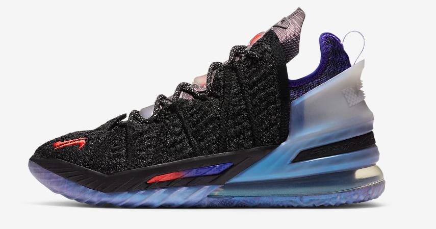 lebron 18 - signature shoes dari bintang NBA