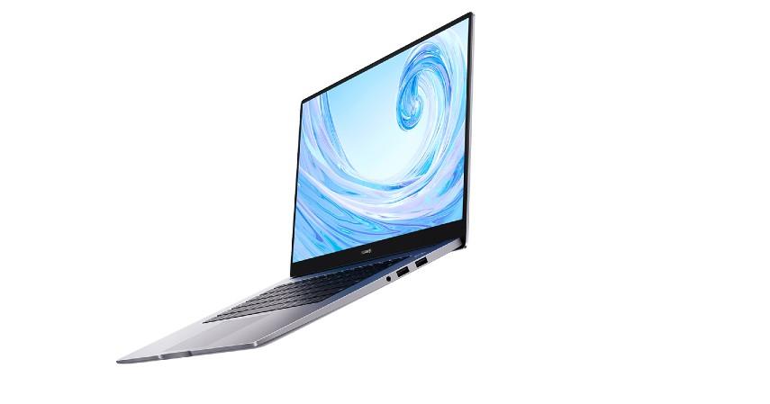 Laptop untuk desain grafis murah - Huawei Matebook D15