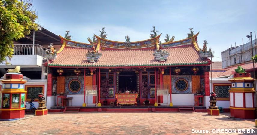 Lokasi wisata cirebon -Vihara dan klenteng