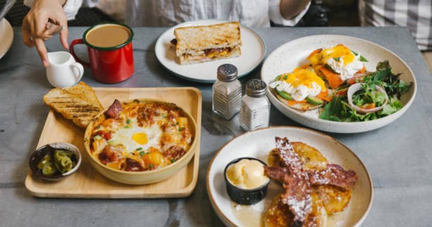 Makanan yang perlu disiapkan setelah puasa - Olahan telur