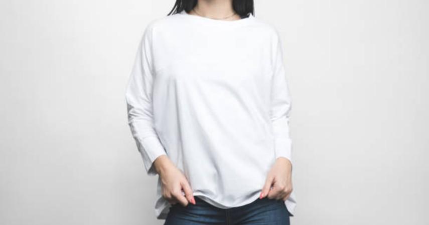 Mencegah penuaan dini - Menggunakan baju panjang