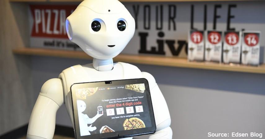 gadget masa depan - robot
