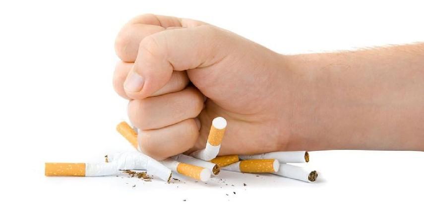 gaya hidup sehat - kebiasaan merokok akan terhenti