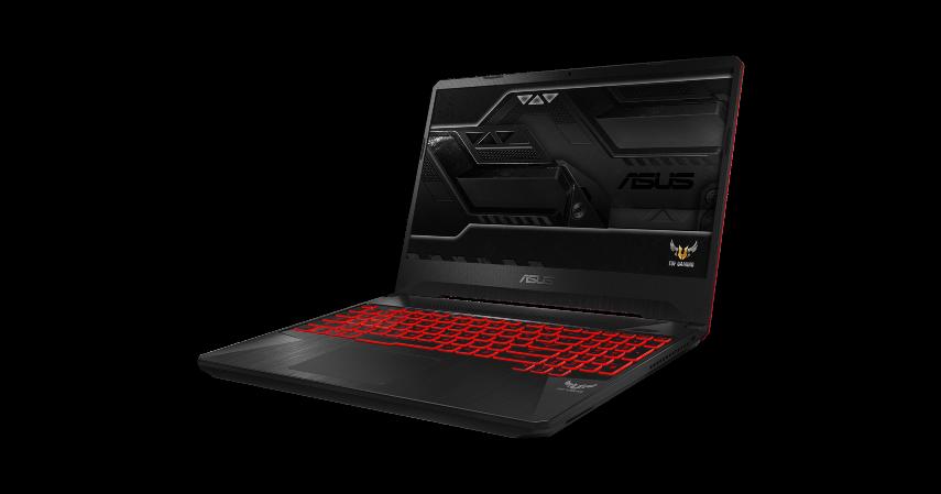 laptop gaming dengan baterai tahan lama - Asus TUF FX505GD