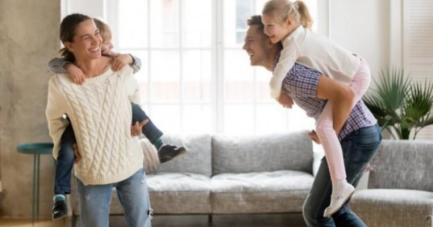 olahraganya ibu rumah tangga - olahraga bersama suami