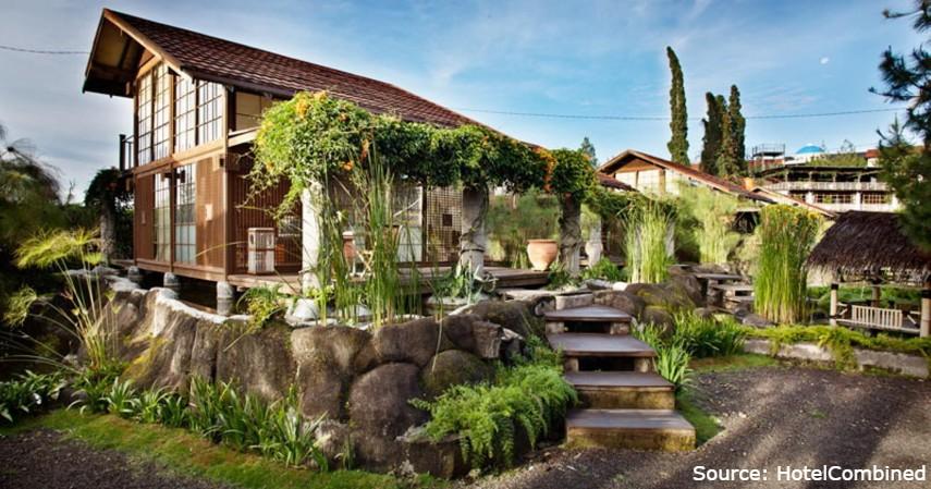 rekomendasi hotel di lembang bandung - Air Natural Resort