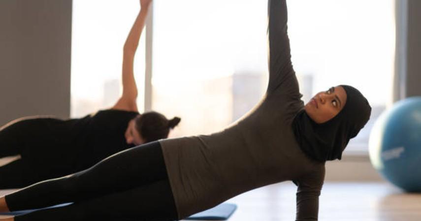 Tips berpuasa agar tidak lemas - aktifitas fisik ringan