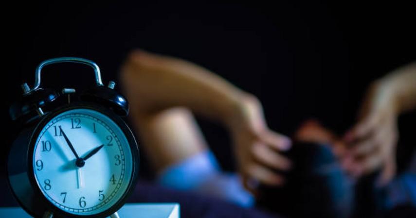tips pola makan sehat saat puasa - atur pola tidur