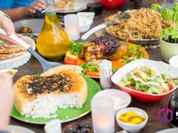 tips pola makan sehat saat puasa