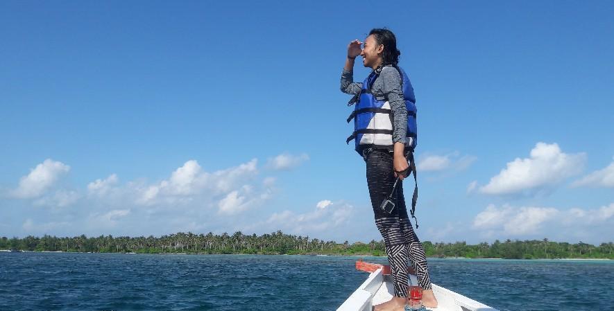 traveling di indonesia - Biaya dari awal sampai akhir sangat terjangkau