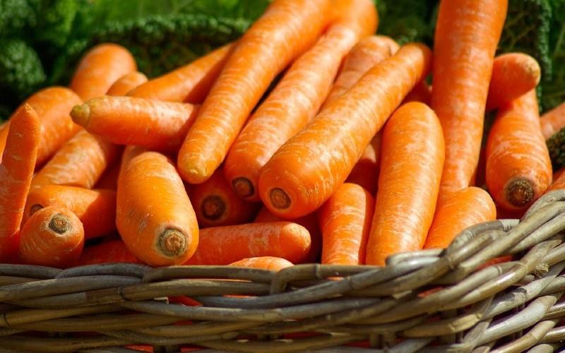 cara mengurangi mata minus - wortel