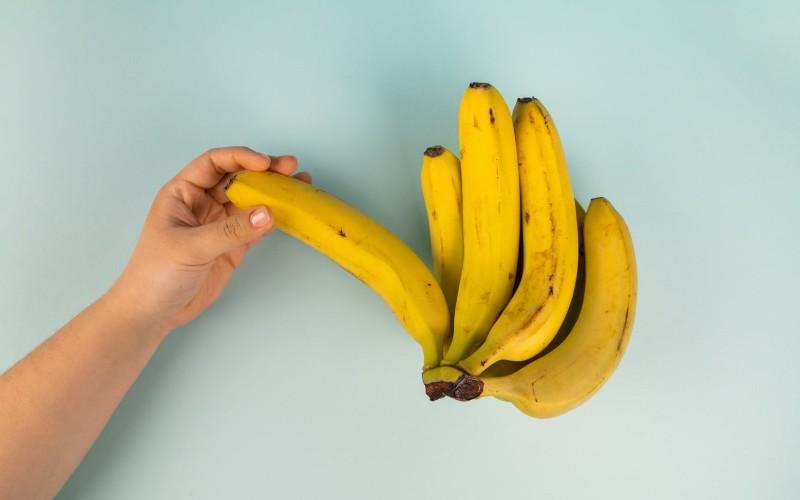 cara menurunkan darah tinggi - pisang