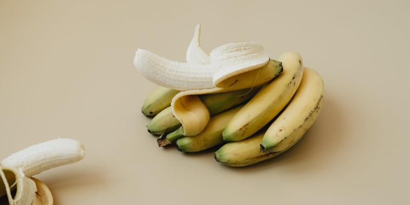 cemilan untuk diet - pisang