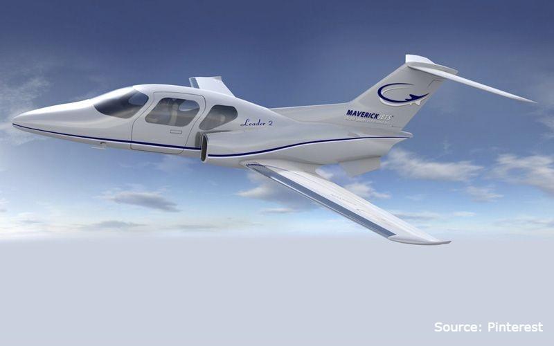 harga pesawat pribadi - Maverich Solojet