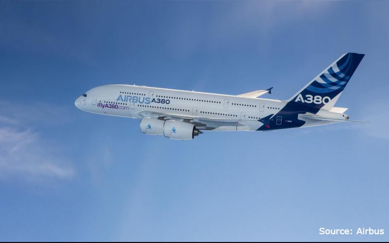 harga pesawat pribadi - Airbus A380 Custom