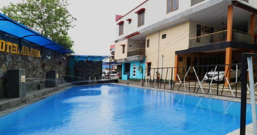 hotel di puncak - hotel arjuna