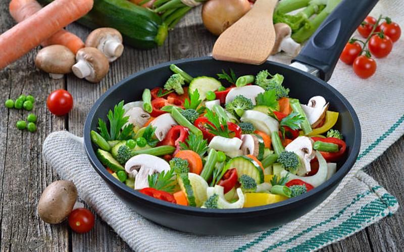 mencegah penyakit jantung - makanan bergizi