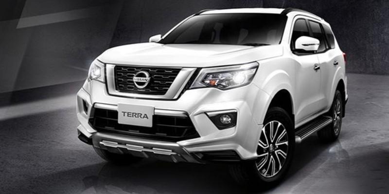 mobil terbaru 2021 - Nissan Tera Facelift