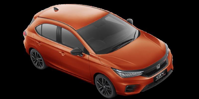 mobil terbaru 2021 - Honda City Hatchback