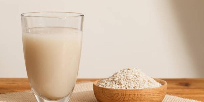 obat sakit perut alami - air beras
