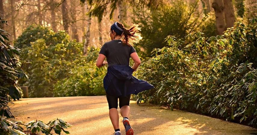 olahraga kardio - jogging
